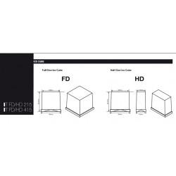 Ледогенератор FD/HD 415