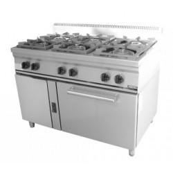 Готварска печка 206STVE