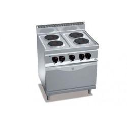 Готварска печка E7P4+FE1