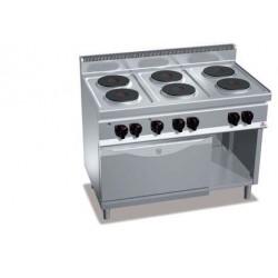 Готварска печка E7P6+FE1