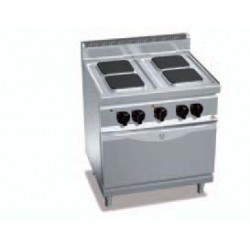 Готварска печка E7PQ4+FE