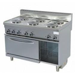 Готварска печка ER732