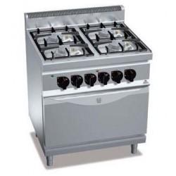 Готварска печка G7F4PW+FE