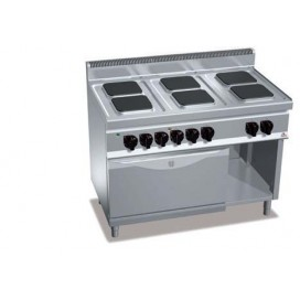 Готварска печка E7PQ6+FE