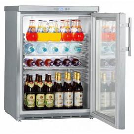 Хладилник с динамично охлажданe FKUv 1663 за вграждане под плот