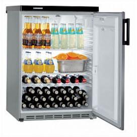 Хладилник с динамично охлажданe FKvesf 1805 за вграждане под плот